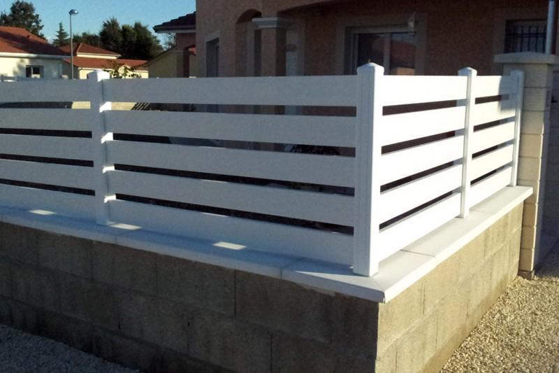 Une belle clôture pour vos maisons